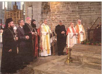 Размышления англиканского епископа Тома Райта после Экуменического Симпозиума